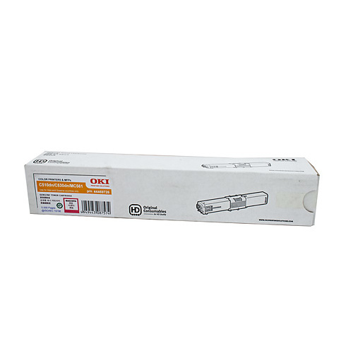 Oki MC561 Magenta Toner - 5,000 pages