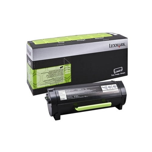 Lexmark MS510/MS610 Black Toner - 10,000 pages