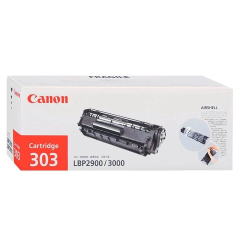 Canon CART-303 Black Toner - 2,000 pages