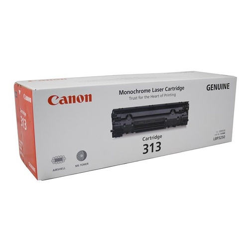 Canon CART-313 Black Toner - 2,000 pages