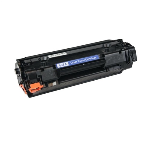 Compatible HP 35A CB435A Black Toner - 1,500 pages