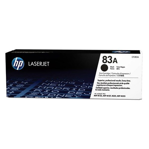 HP CF283A Black Toner - 1,500 pages