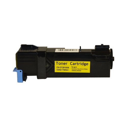 Compatible Fuji Xerox CT201635 Yellow Toner - 3,000 pages