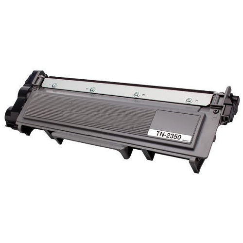 Compatible Brother TN2350 Black Toner - 2,600 pages