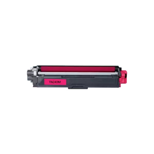 Compatible Brother TN240 Magenta Toner - 1,400 pages